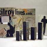 Kilroy 3D Mockup