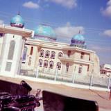 Mosque taken from humvee turret