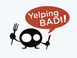 Yelping Bad Logo