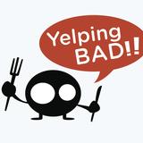 Yelping Bad Logo