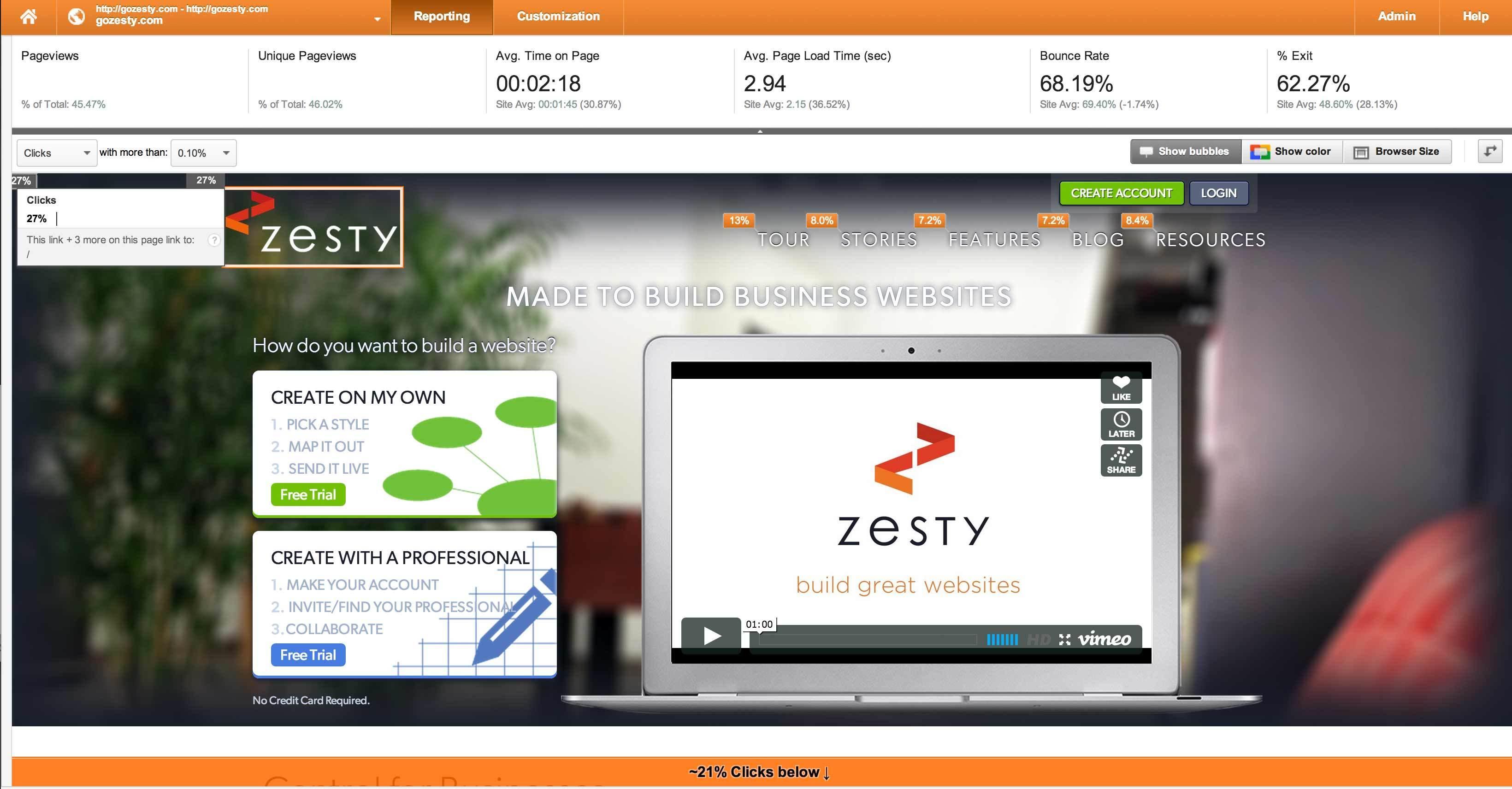 Design Broadhempston Clt Homepage Optimization For App Signup