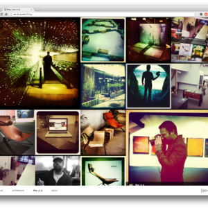 Instagram Blog Feed made with Zesty image