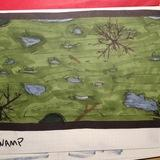 Final Rendering of Swamp