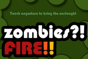 ZombiesFire! Title